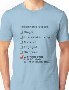 Blue Box Unisex T-Shirt
