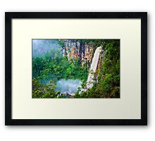 Flowing Again... Framed Print