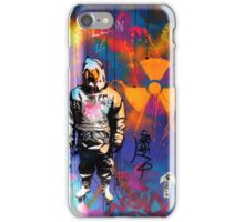 Apocalypse in Bright Colours iPhone Case/Skin