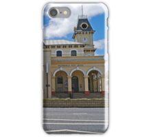 Post Office, Tenterfield, Queensland, Australia iPhone Case/Skin