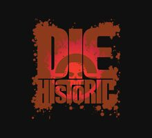 Die Historic Womens Fitted T-Shirt