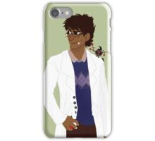 Scientist Aaron and Ethan the Phantump iPhone Case/Skin