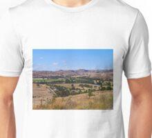 Near Gundagai, NSW, Australia Unisex T-Shirt