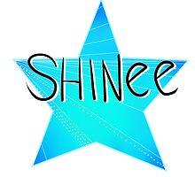 [KPOP] SHINee Star Design by OrillanidaArt