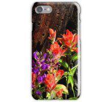 Colorado Wildflowers iPhone Case/Skin