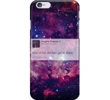 ID Tweets - Chicken iPhone Case/Skin
