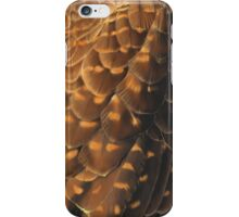 GALLIMAUFRY ~ Brown Falcon by tasmanianartist iPhone Case/Skin