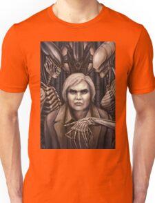 Giger Portrait Unisex T-Shirt