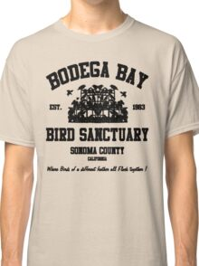 BODEGA BAY BIRD SANCTUARY Classic T-Shirt