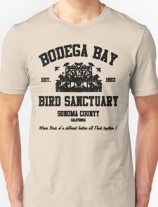 BODEGA BAY BIRD SANCTUARY T-Shirt