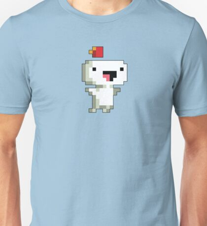 Gomez from Fez Takes Flight! Unisex T-Shirt