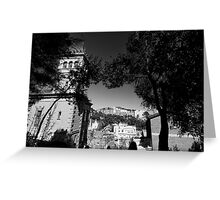Parc Guell no.6 Greeting Card