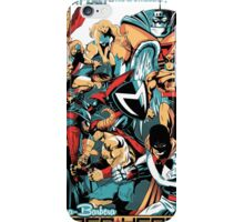 HANNA-BARBERA SUPER HEROES iPhone Case/Skin