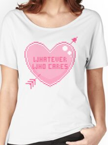 Whatever, Who Cares! Women's Relaxed Fit T-Shirt