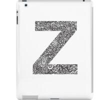 Z iPad Case/Skin