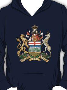 Coat of Arms Alberta T-Shirt