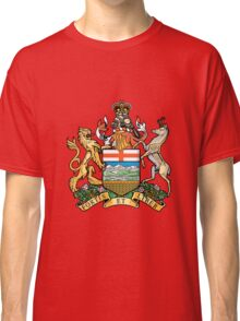 Coat of Arms Alberta Classic T-Shirt