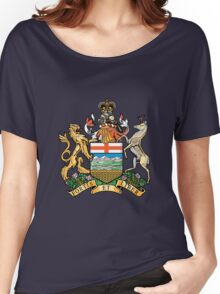 Coat of Arms Alberta Women's Relaxed Fit T-Shirt