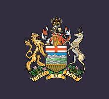 Coat of Arms Alberta Hoodie