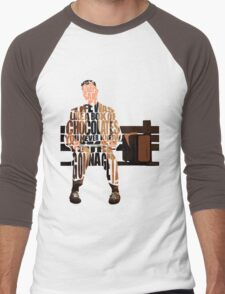 Forrest Gump Men's Baseball ¾ T-Shirt