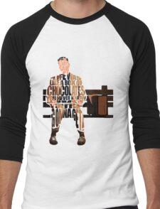 Forrest Gump Men's Baseball ¾ T-Shirt