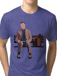 Forrest Gump Tri-blend T-Shirt