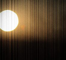 The dark side of the sun. by bared