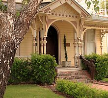 Victorian Mansion Bed and Breakfast by Renee D. Miranda