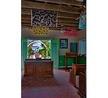 The Chapel at Half Moon Cay Photographic Print