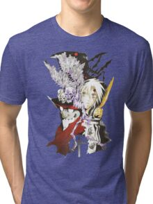 Allen and Millenium Earl Noche Illustrations  Tri-blend T-Shirt