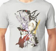 Allen and Millenium Earl Noche Illustrations  Unisex T-Shirt