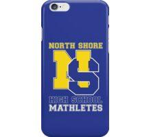 North Shore High School Mathletes iPhone Case/Skin