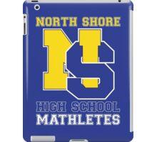 North Shore High School Mathletes iPad Case/Skin