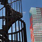 Fire escape fun (1) by Marjolein Katsma