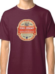 Fire Swamp Double Brown Stout Classic T-Shirt
