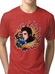 The King Tri-blend T-Shirt