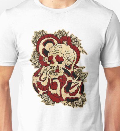 Skull & Snake Unisex T-Shirt