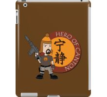 Hero of Canton iPad Case/Skin