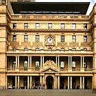 Customs House at Circular Quay in Sydney Australia by Raoul Isidro