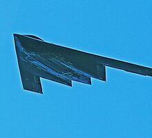 B2 Spirit Bomber by Barry Hobbs