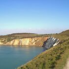 Alum Bay, IOW by lezvee