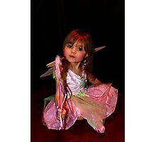 Fairy Girl Photographic Print