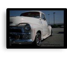 1955 Chevy Pick Up Canvas Print