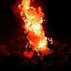 Pillar of Fire by skreklow