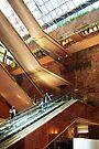 Surreal Walkways by John Carpenter
