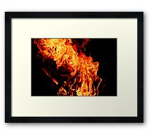 The Four Horsemen of Apocalypse  Framed Print