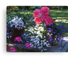 Bright and Beautiful! Canvas Print