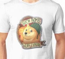 Bomb Doge Unisex T-Shirt