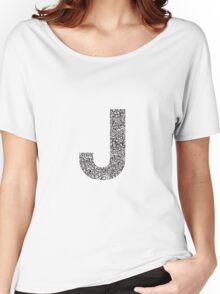 J Women's Relaxed Fit T-Shirt