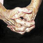 Nannie's Hands by Cameron Hampton